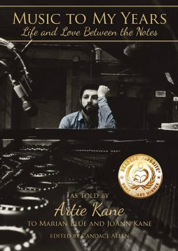 Music to My years by Artie Kane Wins Gold Medal